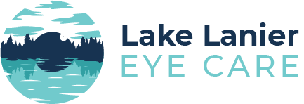 Lake Lanier Eye Care Logo
